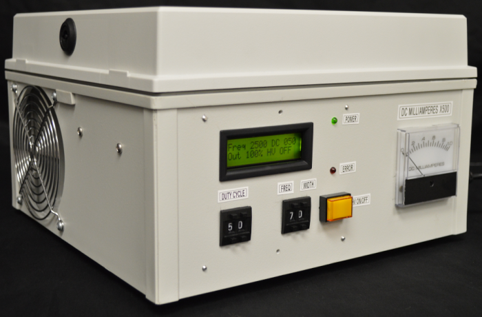 Dielectric Barrier Discharge (DBD) Power Supply and Electrode