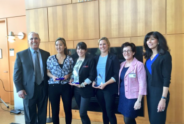 Justine Han of APS named Runner-up in Jefferson's 2nd Annual JAZTank Competition